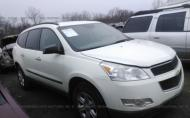 2011 CHEVROLET TRAVERSE LS #1324216896