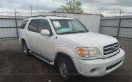 2001 TOYOTA SEQUOIA LIMITED #1324280736