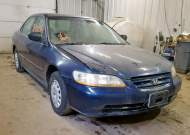 2002 HONDA ACCORD VAL #1332844639