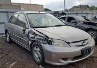 2004 HONDA CIVIC HYBR #1332845003