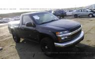 2007 CHEVROLET COLORADO #1333654936