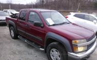 2004 CHEVROLET COLORADO #1334430793
