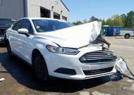 2016 FORD FUSION S #1334712179