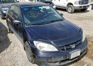 2004 HONDA CIVIC DX #1334767413