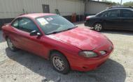 2000 FORD ESCORT ZX2 #1334995186