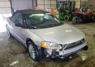2002 CHRYSLER SEBRING LX #1335934526