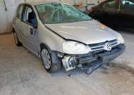 2008 VOLKSWAGEN RABBIT #1337727903