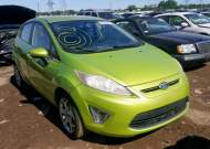 2011 FORD FIESTA SES #1338303959