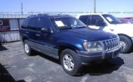 2003 JEEP GRAND CHEROKEE LAREDO #1340435073