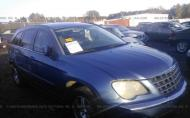 2007 CHRYSLER PACIFICA TOURING #1342224726