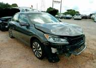 2017 HONDA ACCORD HYB #1343729703