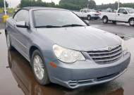 2008 CHRYSLER SEBRING TO #1344390883