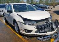 2012 FORD FUSION S #1347318869