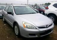 2007 HONDA ACCORD VAL #1348518173