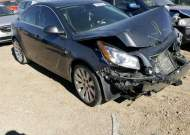 2011 BUICK REGAL CXL #1350340093