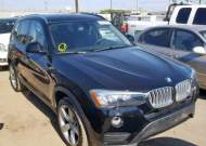2017 BMW X3 SDRIVE2 #1350942823