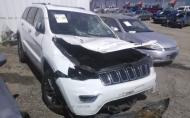 2018 JEEP GRAND CHEROKEE LIMITED #1352335966