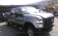 2009 FORD F250 SUPER DUTY #1352901073