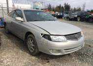 2002 TOYOTA CAMRY SOLA #1356704666
