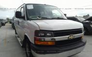 2014 CHEVROLET EXPRESS G3500 LT #1356966106