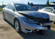 2015 CHRYSLER 200 LIMITE #1362654756