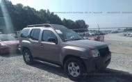 2005 NISSAN XTERRA OFF ROAD/S/SE #1362978446