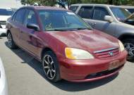 2003 HONDA CIVIC LX #1368330519