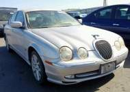 2001 JAGUAR S-TYPE #1368330716