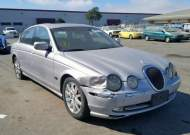 2001 JAGUAR S-TYPE #1370562296