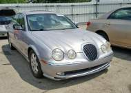 2001 JAGUAR S-TYPE #1372809186