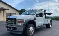 2008 FORD F450 SUPER DUTY #1375333063