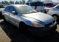 2005 HONDA ACCORD EX #1376799633