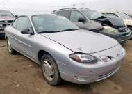 2002 FORD ESCORT ZX2 #1390731809
