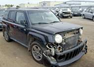 2009 JEEP PATRIOT SP #1391242003