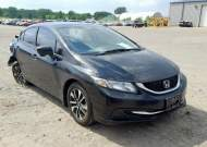 2015 HONDA CIVIC LX #1392699623