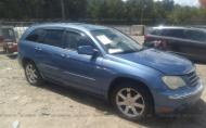 2007 CHRYSLER PACIFICA LIMITED #1404442696