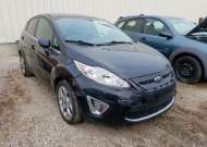 2012 FORD FIESTA SES #1416602059