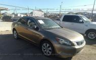 2009 HONDA ACCORD EX #1424245203