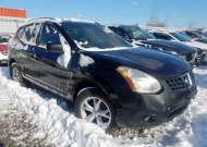 2009 NISSAN ROGUE S #1430785583