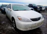 2003 TOYOTA CAMRY LE #1436235793