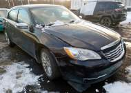 2012 CHRYSLER 200 LIMITE #1436856069