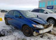 2014 HONDA CIVIC LX #1504853659