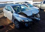 2009 HONDA CIVIC LX #1505360329