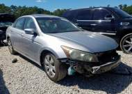 2009 HONDA ACCORD EXL #1510854346