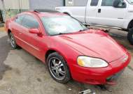 2001 CHRYSLER SEBRING LX #1515928109