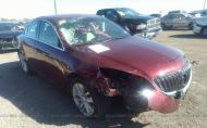 2016 BUICK REGAL #1519124789