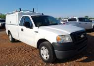 2008 FORD F150 #1524993709