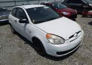 2007 HYUNDAI ACCENT GS #1533699589