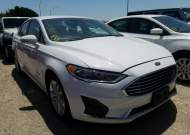 2019 FORD FUSION SEL #1534111126