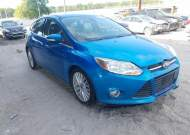 2012 FORD FOCUS SEL #1544166173